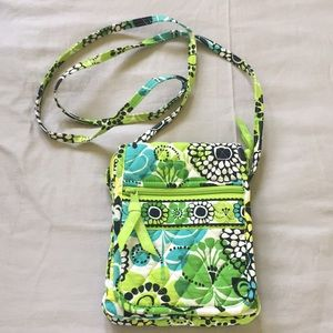 New w/o Tags Vera Bradley Small Crossbody